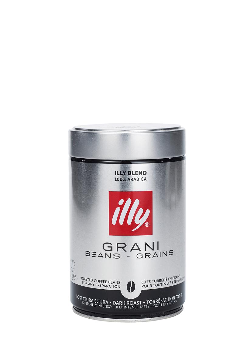 Illy Grani Beans DARK ROAST