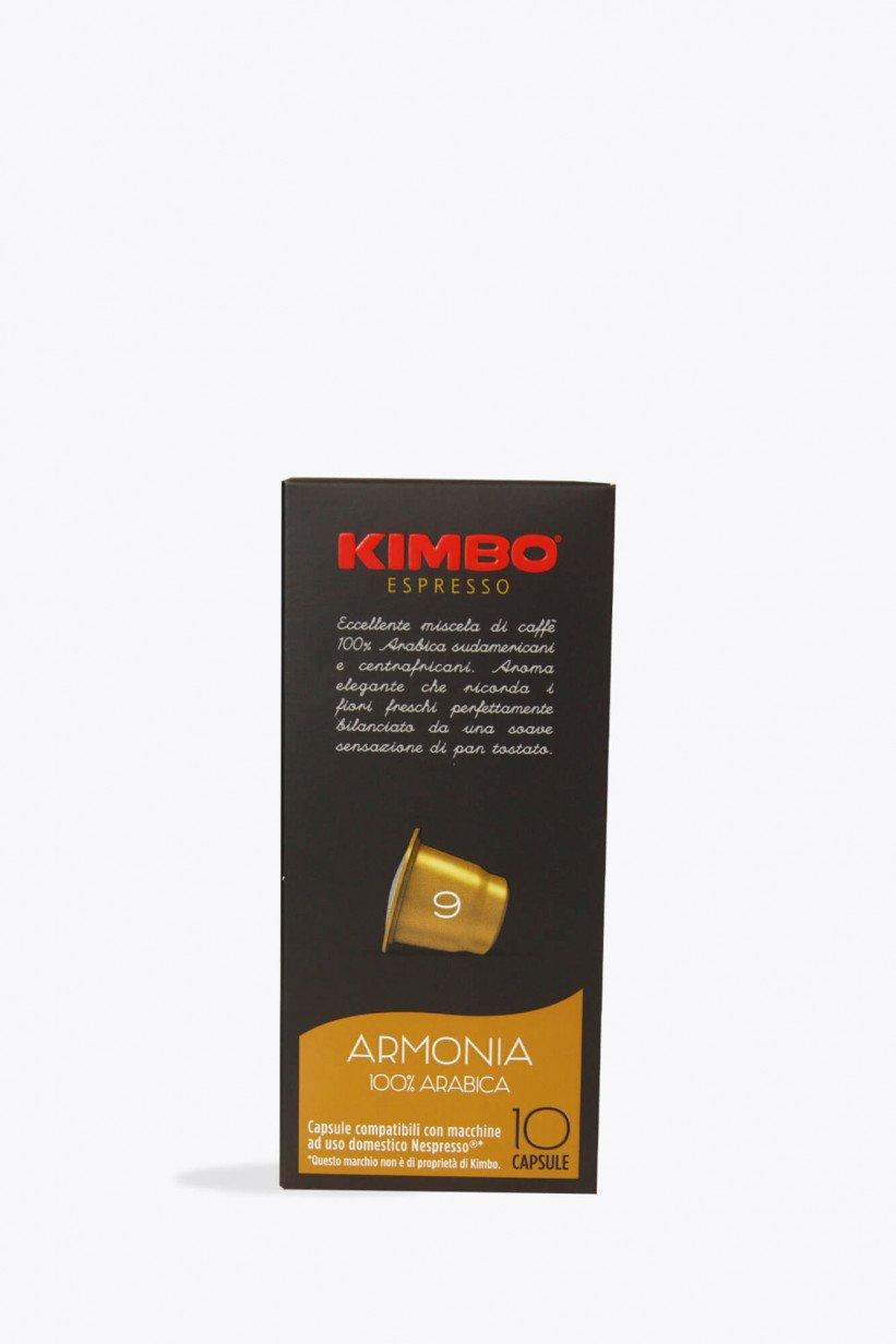 Kimbo Armonia 10 Kapseln