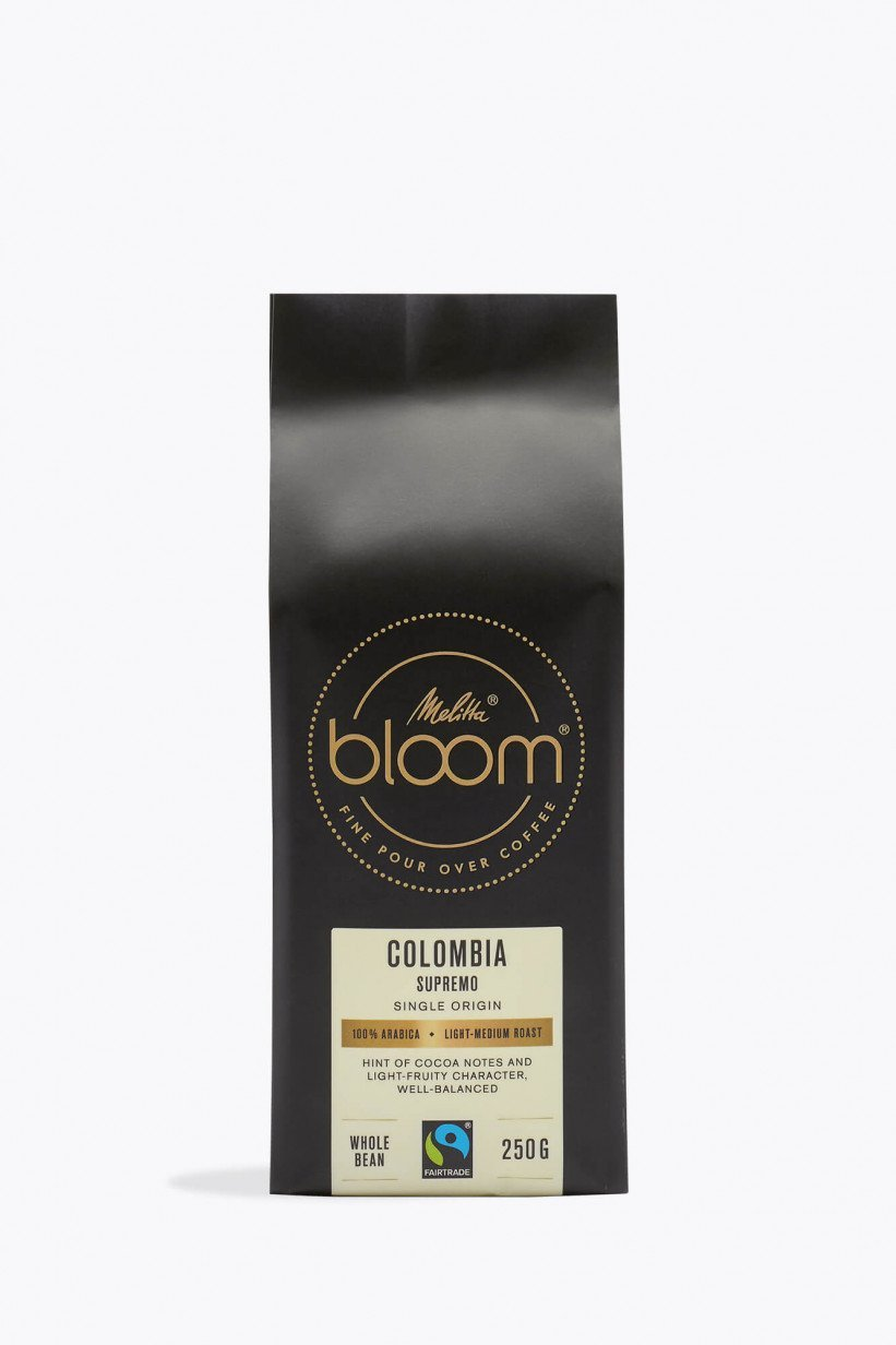 Melitta® Bloom Pour Over Kaffee Colombia