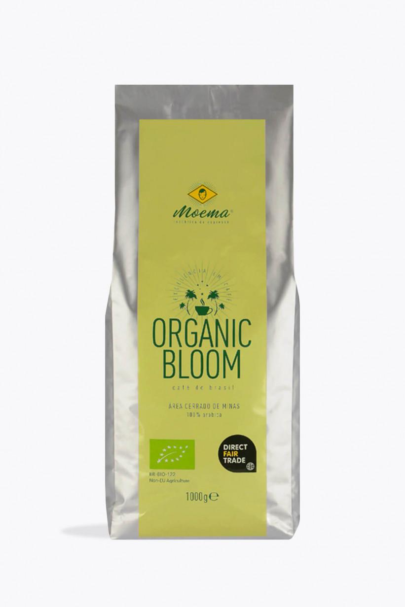 Moema Espresso Organic Bloom