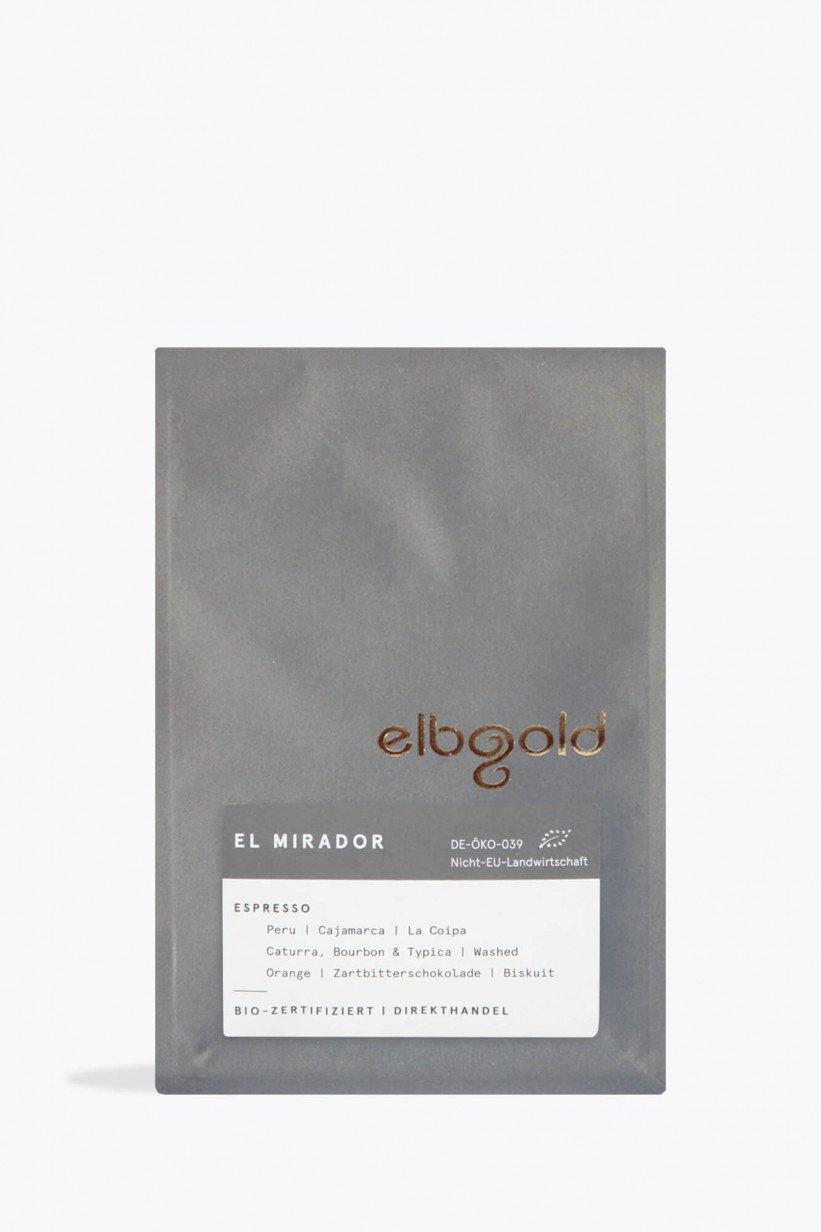 elbgold Espresso Bio Peru El Mirador