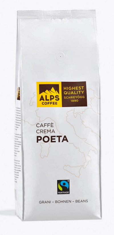 Alps Coffee Crema Poeta