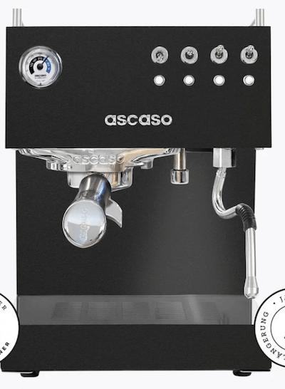 Ascaso Steel Duo