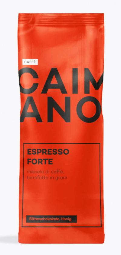Caffè Caimano Espresso Forte