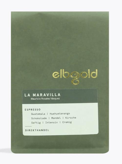 Elbgold Espresso Guatemala Maravilla