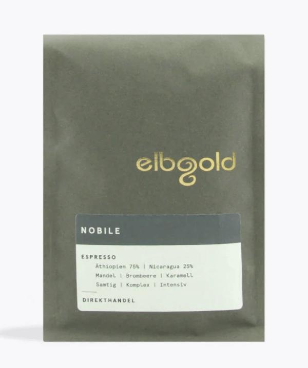 Elbgold Espresso Nobile