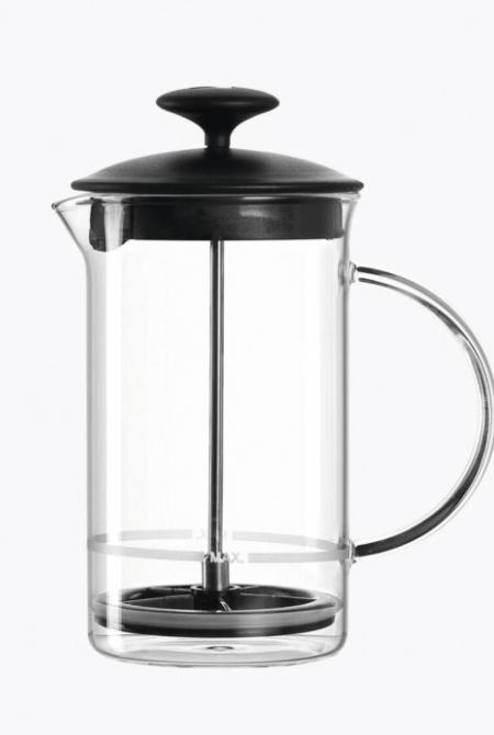 Leonardo Milchaufschäumer Caffe Glas