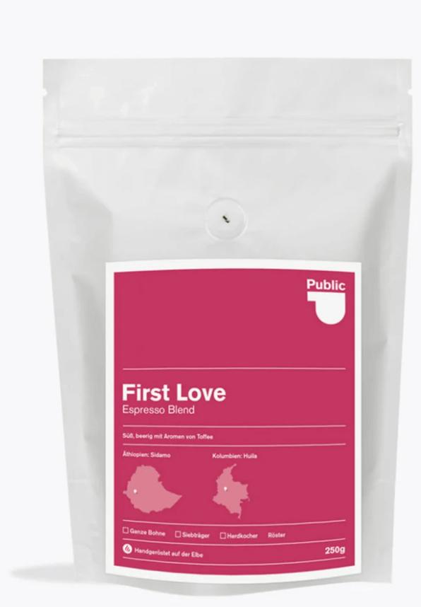 Public Coffee Roasters First Love Espresso