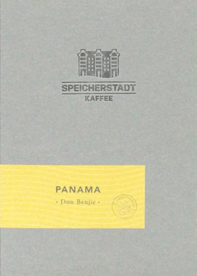 Speicherstadt Panama Don Benjie