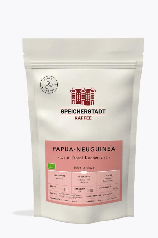 Speicherstadt Papua Neuguinea Keto Topasi Kooperativ Bio