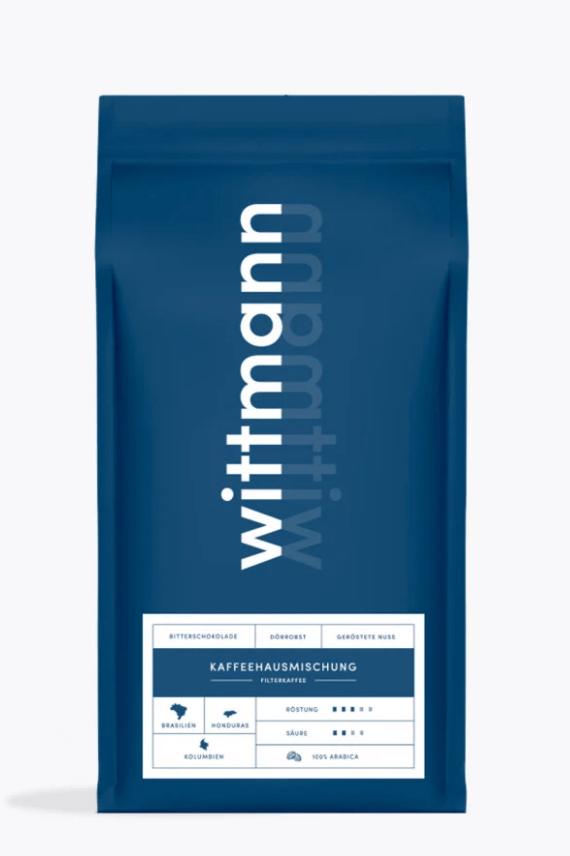 Wittmann Kaffeehausmischung