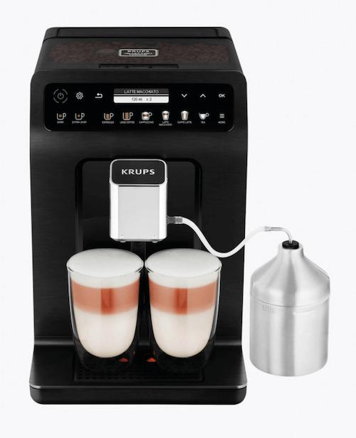 Krups Doppel Cappuccino Evidence Plus