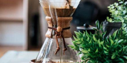 Filterkaffee in Chemex Karaffe