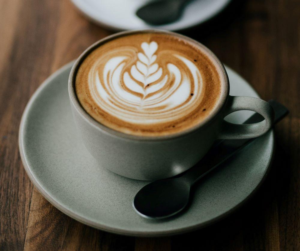 Kaffee aus einem Siemens Kaffeevollautomaten