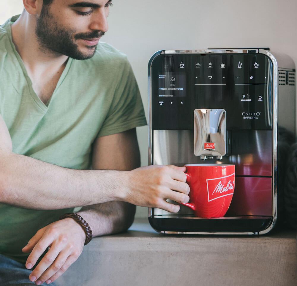 Melitta Caffeo Barista TS Smart Vollautomat