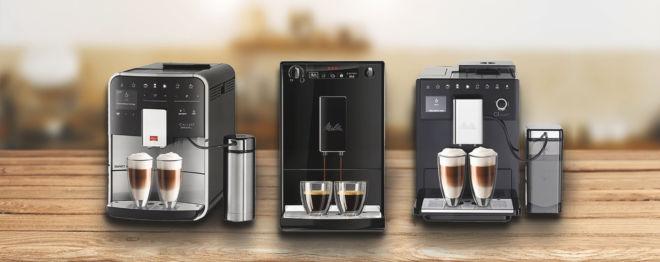 melitta kaffeevollautomat - caffeo modelle im vergleich