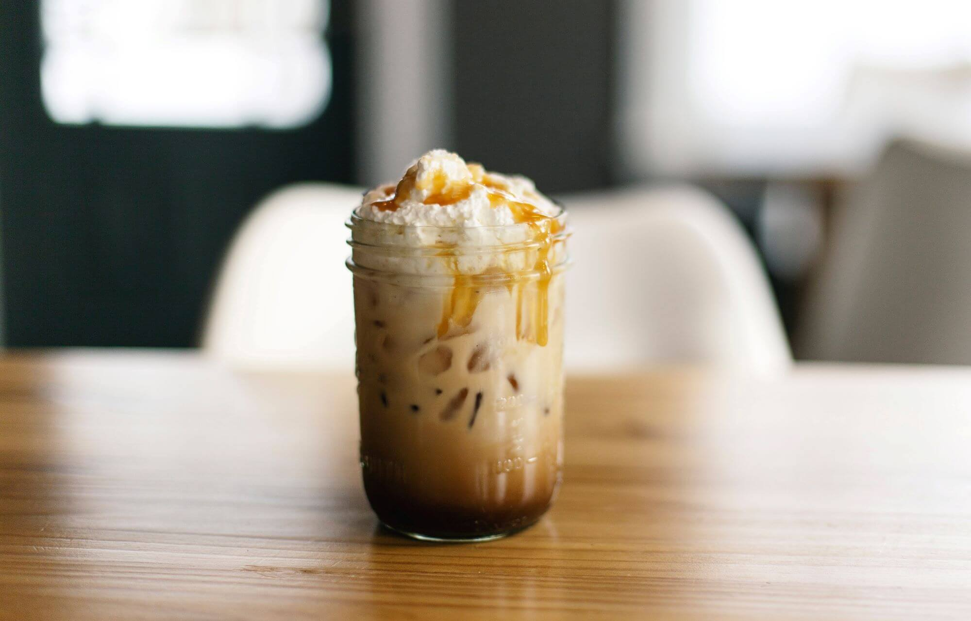 Frappuccino mit Sirup