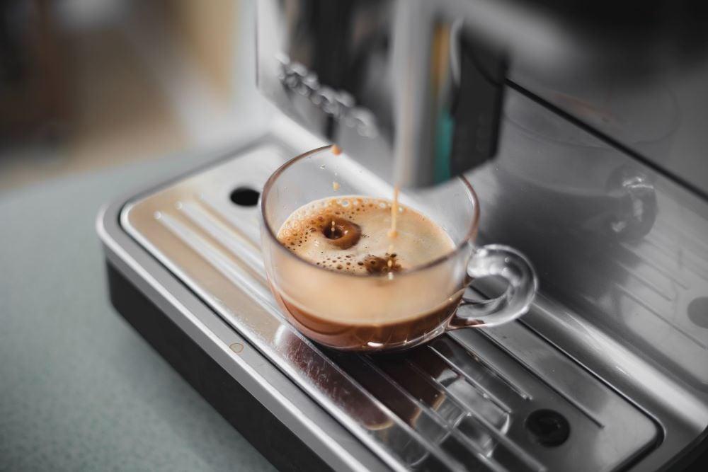Caffè Doppio aus dem Vollautomaten