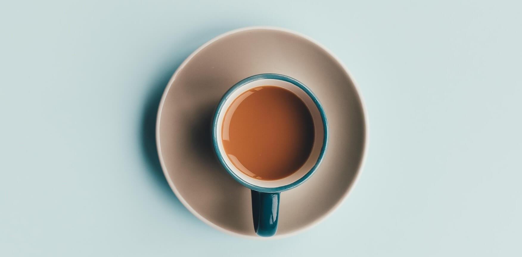 Kaffee auf dem Philips LatteGo
