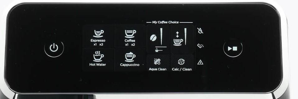 Philips LatteGo Display