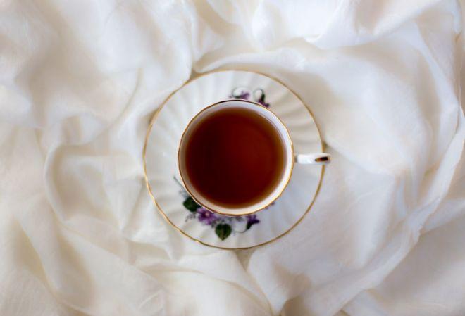 Yirgacheffe Kaffee vor weißem Hintegrund