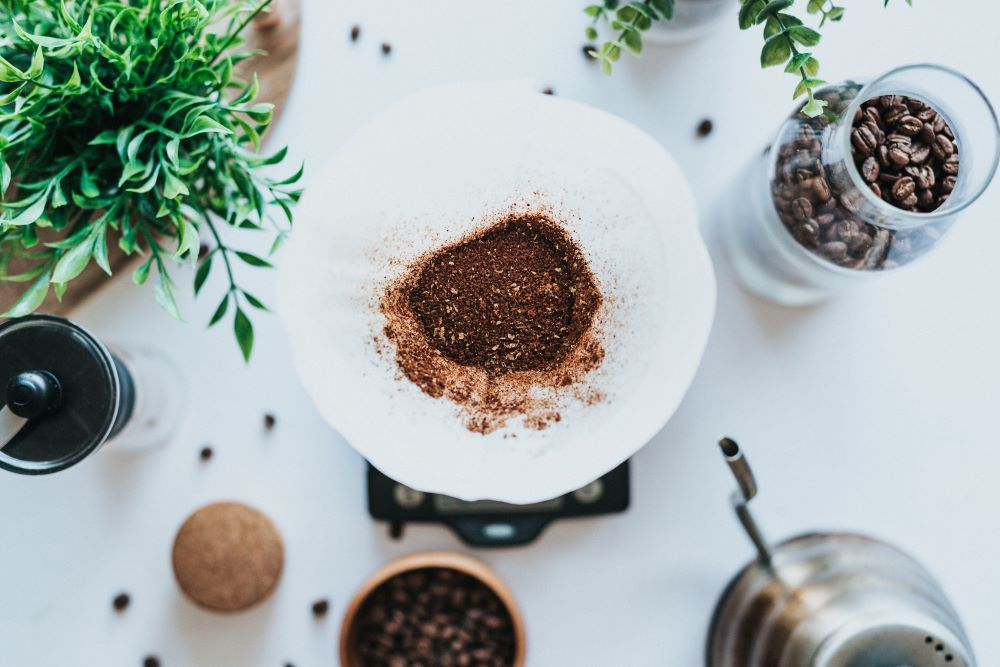 Filterkaffee kochen Equipment