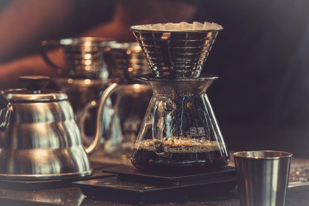 Filterkaffee kochen mit dem Handfilter